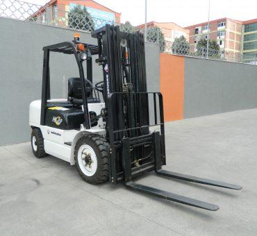 Forklift Araçlarımız