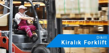 Dikili Forklift Kiralama | 0542 821 98 33