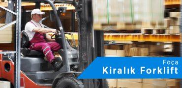 Foça Forklift Kiralama | 0542 821 98 33