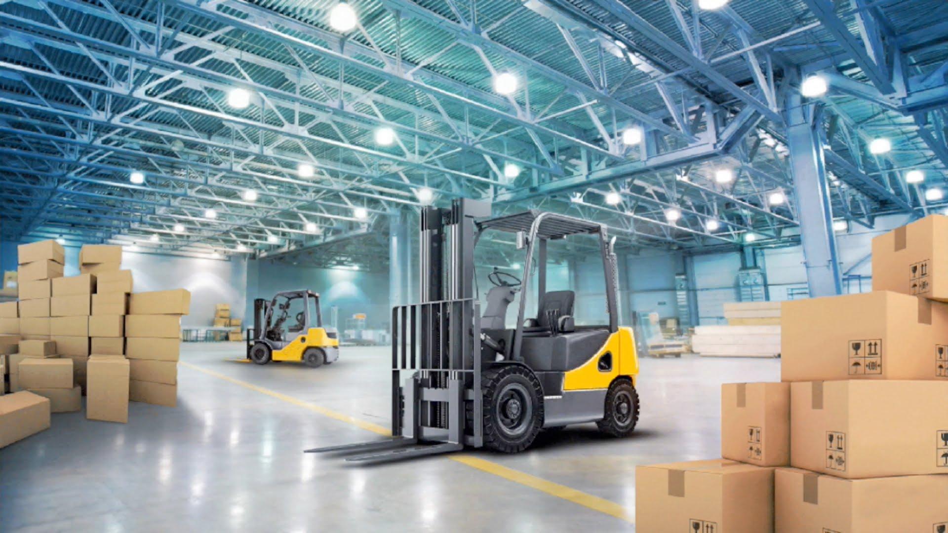 İzmirde Kiralık Forklift Firması