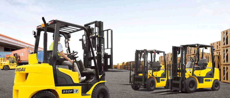 İzmir Kiralık Forklift Firmaları